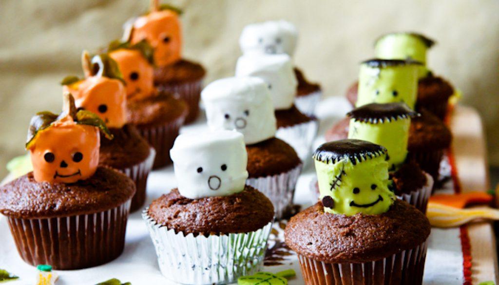Atelier enfants : Décoration de gâteaux sur le thème d'Halloween