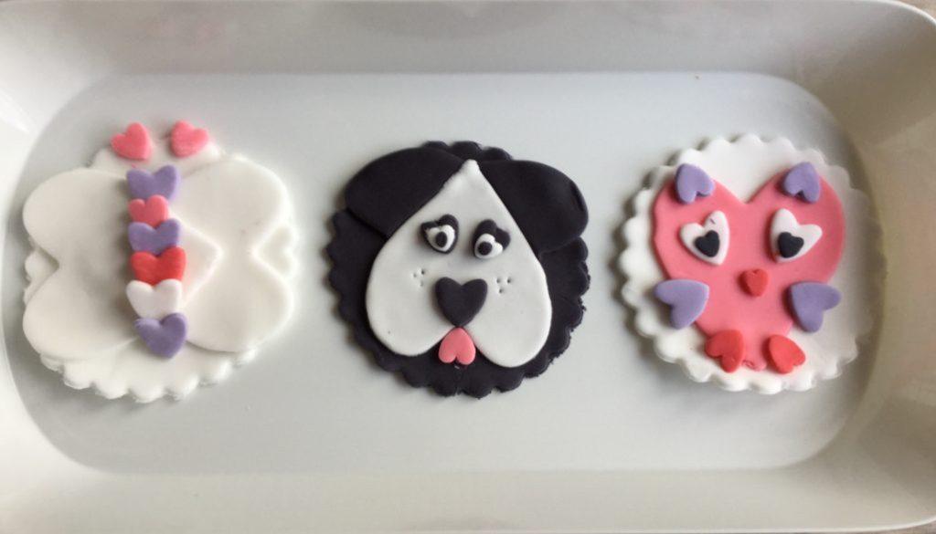 Dates des prochains ateliers Décoration de cupakes en pâte à sucre spécial «Animaux de la St Valentin»