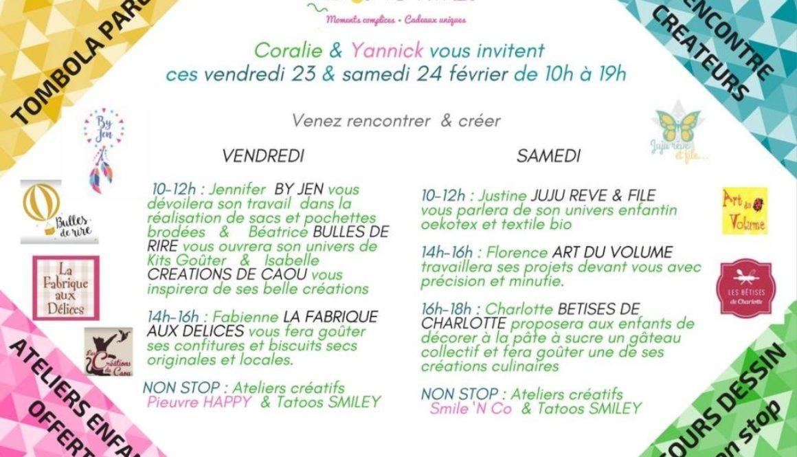 Animation pâte à sucre chez Rêves de Mômes samedi 24 février