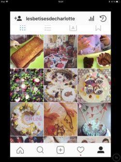 Nouveau : mes Bêtises sur Instagram