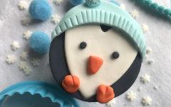 Atelier enfants Décoration de cupcakes en pâte à sucre